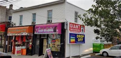 Bronx Commercial For Sale: 4735 White Plains Road