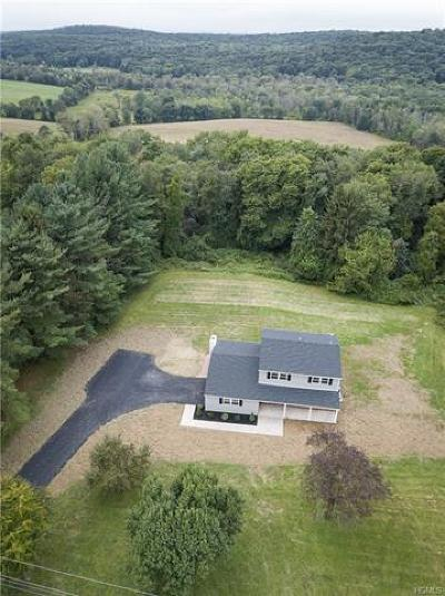 Lagrangeville Single Family Home For Sale: 27 Guernsey Hill Road