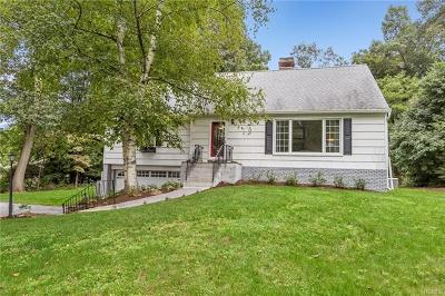 Westchester County Single Family Home For Sale: 77 High Street Extension