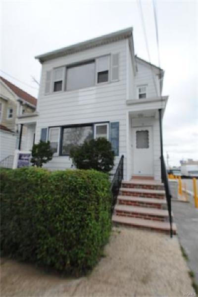 Yonkers Multi Family 2-4 For Sale: 3-5 Clark Street