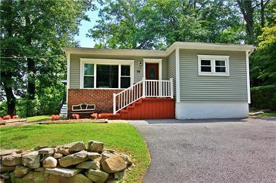 Lake Peekskill Single Family Home For Sale: 76 Ridgecrest Road