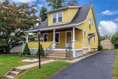 Peekskill Single Family Home For Sale: 656 Ridge Street