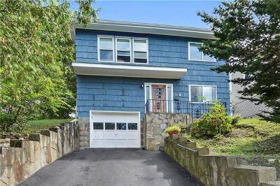 Croton-On-Hudson Single Family Home For Sale: 102 Maple Street