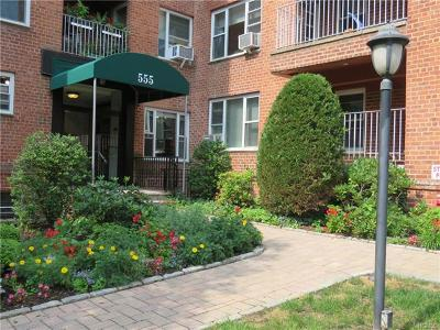 Hastings-On-Hudson Condo/Townhouse For Sale: 555 Broadway #2F