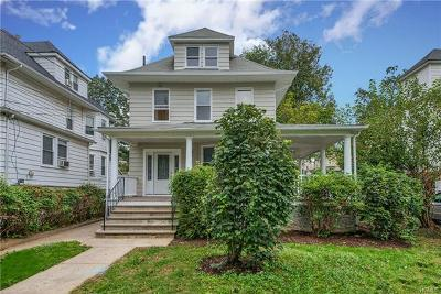 New Rochelle Single Family Home For Sale: 11 Clove Road