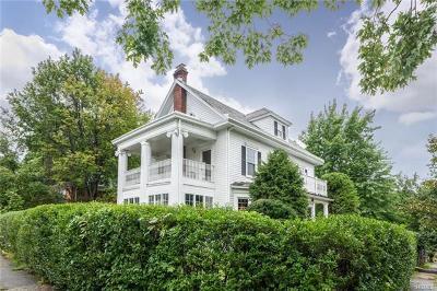 Mount Vernon Single Family Home For Sale: 224 Bradley Avenue