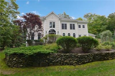 Chappaqua Single Family Home For Sale: 52 Hog Hill Road