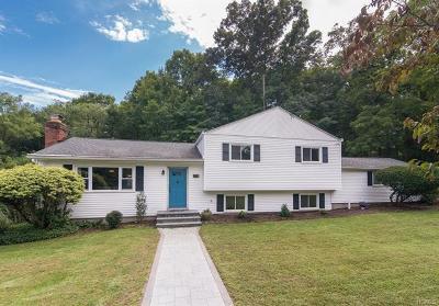 Cortlandt Manor Single Family Home For Sale: 1 Toddville Lane