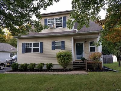Middletown Single Family Home For Sale: 35 Pleasant Avenue