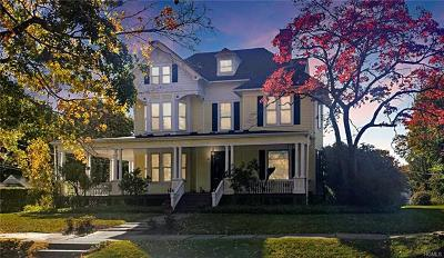 Connecticut Single Family Home For Sale: 62 Deer Hill Avenue