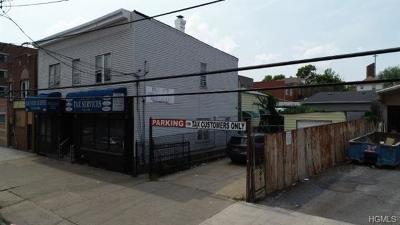 Bronx Commercial For Sale: 4509 White Plains Road