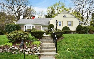 New Rochelle Single Family Home For Sale: 78 Crawford Terrace