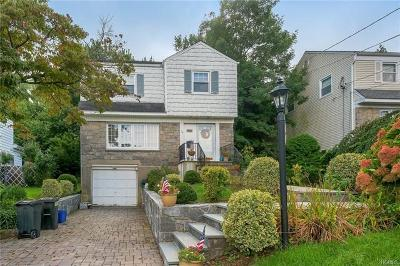 Westchester County Single Family Home For Sale: 74 Tuckahoe Avenue
