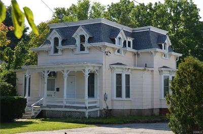 Westchester County Single Family Home For Sale: 32 St Marks Place