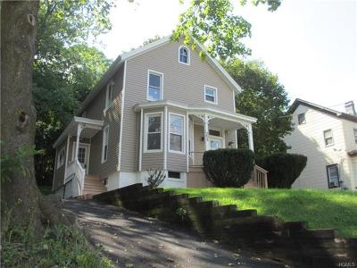Haverstraw NY Single Family Home For Sale: $259,000
