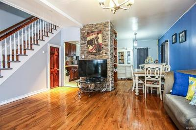 Bronx Single Family Home For Sale: 733 East 218th Street