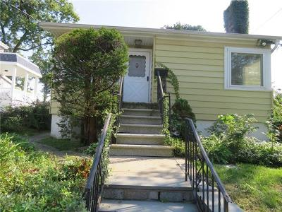 Bronx Single Family Home For Sale: 100 Horton Street