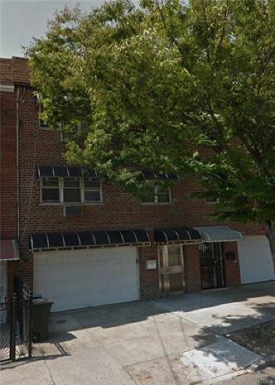 Bronx Multi Family 2-4 For Sale: 3643 Bronxwood Avenue