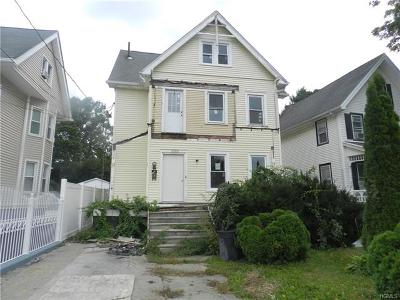Peekskill Single Family Home For Sale: 223 Ringgold Street