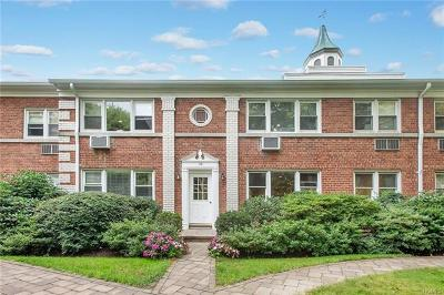 Bronxville Condo/Townhouse For Sale: 112 Oregon Avenue #A