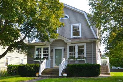 Mamaroneck Single Family Home For Sale: 223 Soundview Avenue