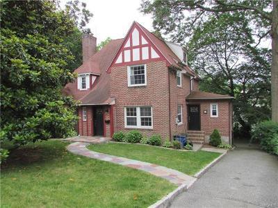 Scarsdale Rental For Rent: 8 Ridgecrest East