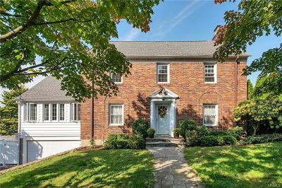 Scarsdale Single Family Home For Sale: 19 Stratford Road