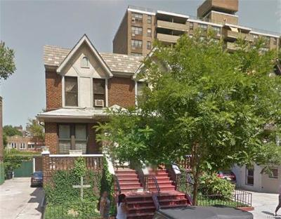Bronx Multi Family 2-4 For Sale: 1376 Stratford Avenue