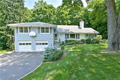 Chappaqua Single Family Home For Sale: 12 Rose Lane