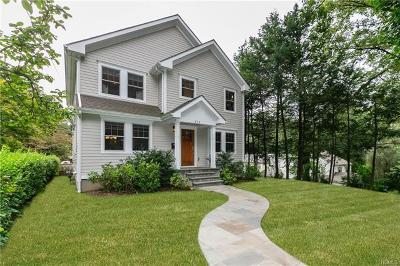 Briarcliff Manor Single Family Home For Sale: 828 Pleasantville Road