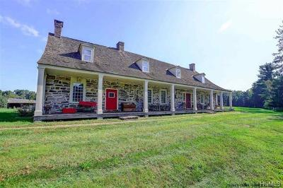 Wallkill Single Family Home For Sale: 337 Red Mills Road
