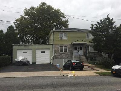 Westchester County Multi Family 2-4 For Sale: 11 Wickes Avenue