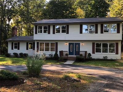 Goshen Single Family Home For Sale: 115 Cheechunk Road