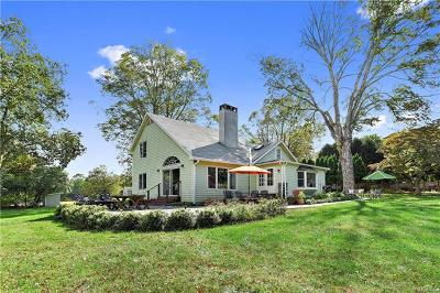 Westchester County Single Family Home For Sale: 11 Boutonville Road South