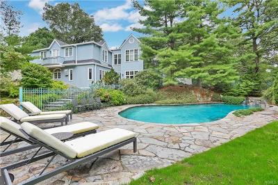 Chappaqua Single Family Home For Sale: 1 Breckenridge Road
