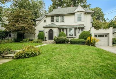 Larchmont Single Family Home For Sale: 43 Hillside Road
