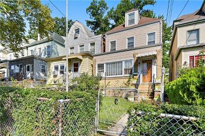 Bronx Single Family Home For Sale: 329 East 241st Street