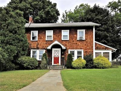 Mamaroneck Single Family Home For Sale: 311 Fenimore Road