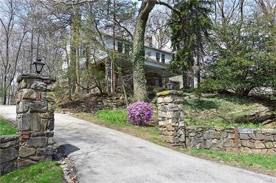Bronxville Single Family Home For Sale: 1 (Aka) 23 Eton Road