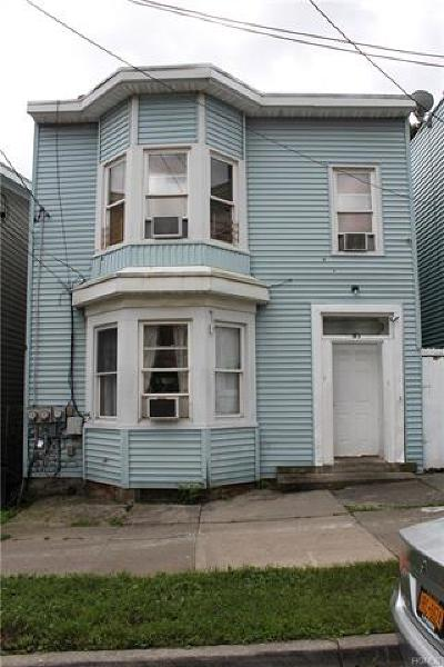 Newburgh Multi Family 2-4 For Sale: 61 Hasbrouck Street