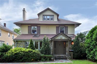 Scarsdale Single Family Home For Sale: 887 Post Road