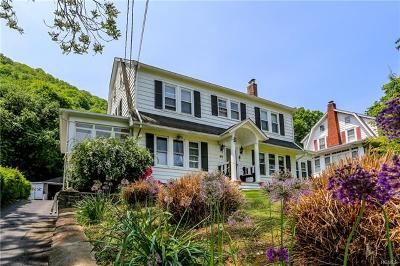 Haverstraw Single Family Home For Sale: 40 Hillside Avenue