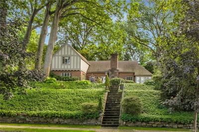 Bronxville Single Family Home For Sale: 112 Dellwood Road