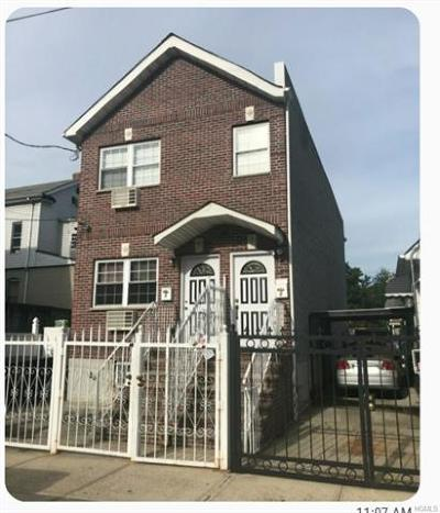 Bronx County Multi Family 2-4 For Sale: 542 Saint Lawrence Avenue