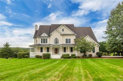 Lagrangeville Single Family Home For Sale: 50 Townsend Farm Road