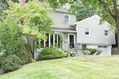Hartsdale Single Family Home For Sale: 5 Dunham Road