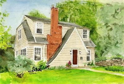 Croton-On-Hudson NY Single Family Home For Sale: $575,000