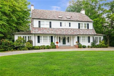 Scarsdale Single Family Home For Sale: 74 Mamaroneck Road
