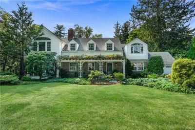 Scarsdale Single Family Home For Sale: 20 Innes Road