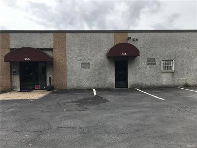 Elmsford Commercial For Sale: 33a Nepperhan Avenue